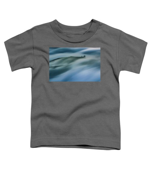 Touch Of Wind Toddler T-Shirt