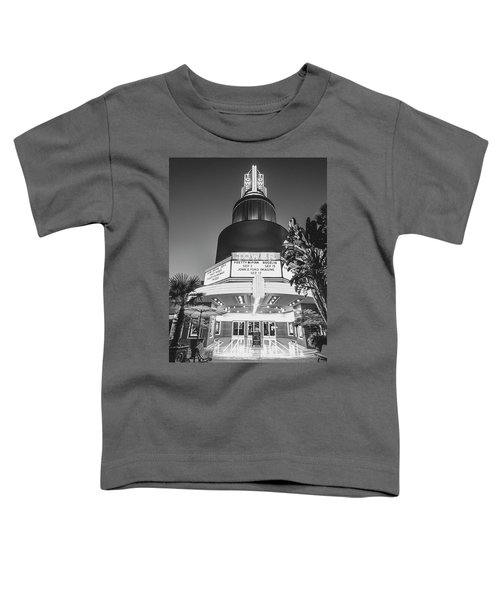 Tower In Silence- Toddler T-Shirt