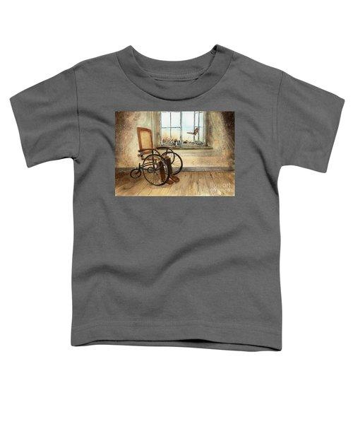 Transitioning Toddler T-Shirt