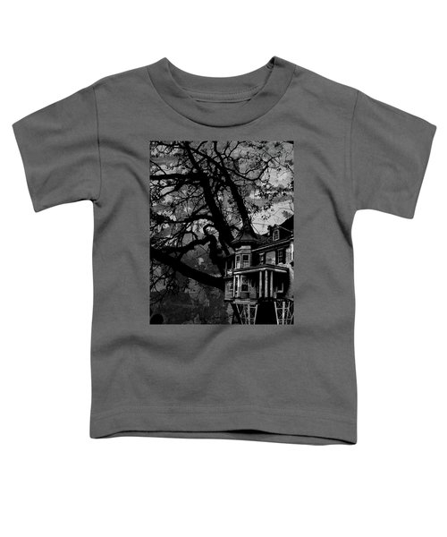 Treehouse IIi Toddler T-Shirt
