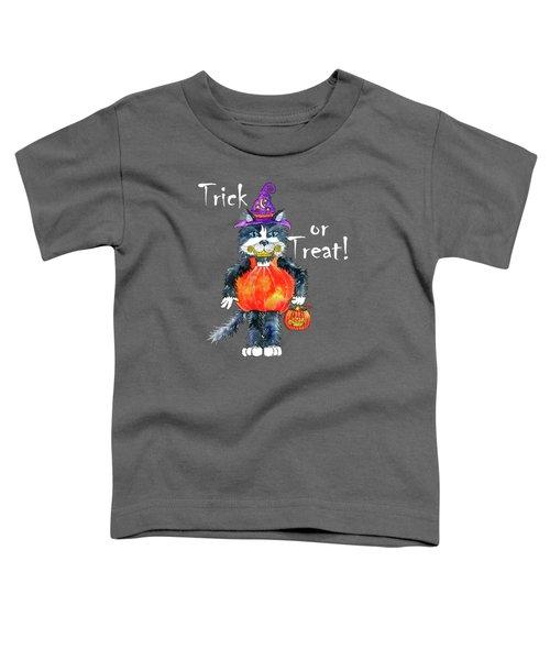 Trick Or Treat Toddler T-Shirt