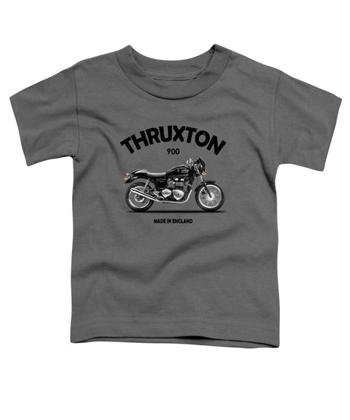 Triumph Thruxton 900 Toddler T-Shirt