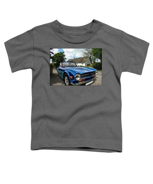 Triumph Tr6 Toddler T-Shirt