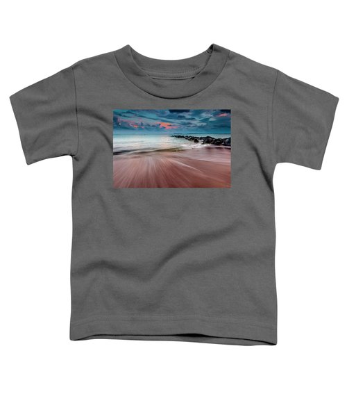 Tropic Sky Toddler T-Shirt