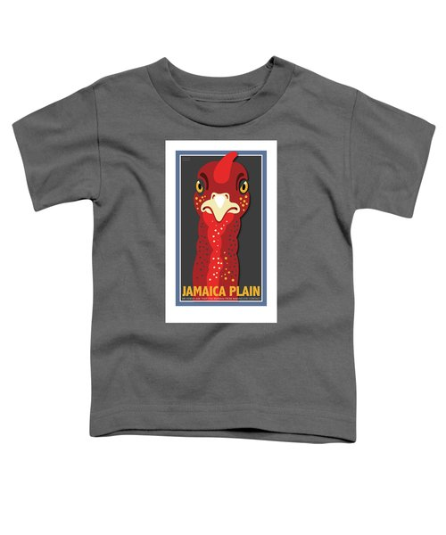 Turkey Stare Jp Toddler T-Shirt