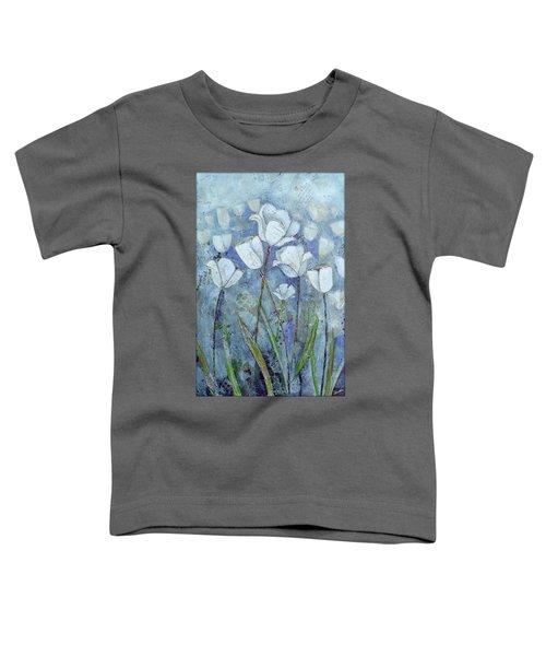Twilight Tulips Toddler T-Shirt