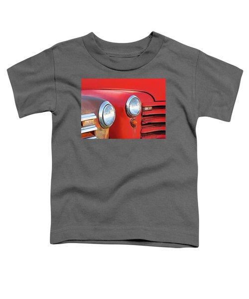 Two Headlights Toddler T-Shirt