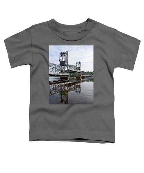 Under The Lift Bridge Toddler T-Shirt