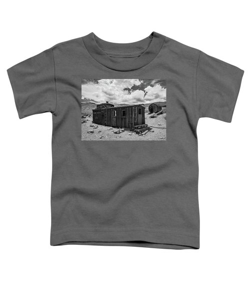 Union Pacific Caboose Toddler T-Shirt