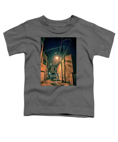 Urban Castle Toddler T-Shirt