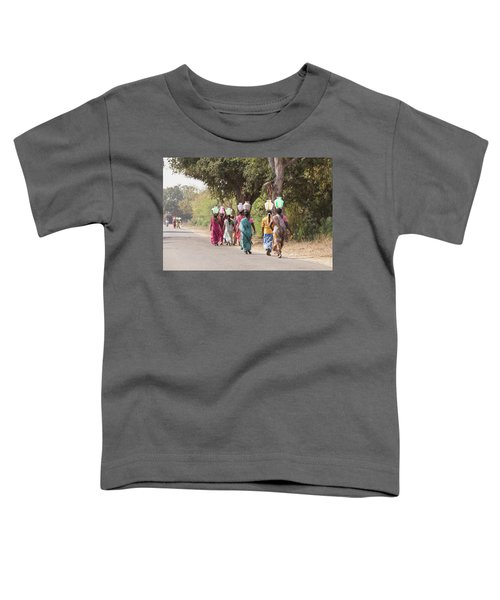 Rural India Toddler T-Shirt