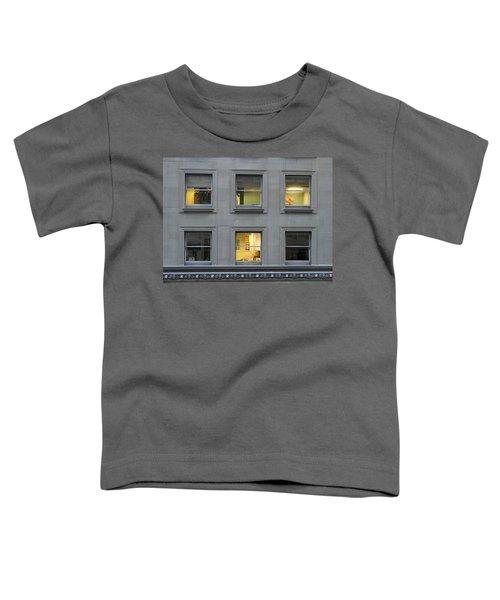 Urban Windows Toddler T-Shirt