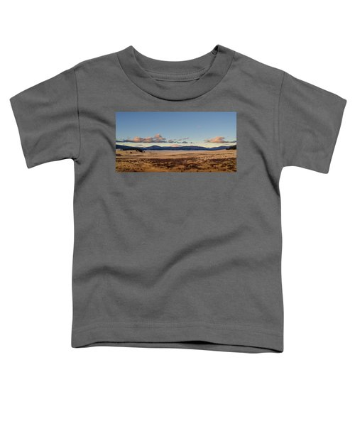 Valles Caldera National Preserve Toddler T-Shirt