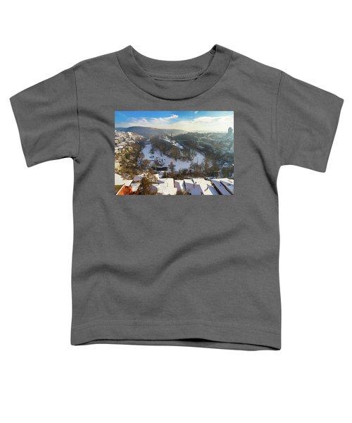 Veliko Turnovo City Toddler T-Shirt