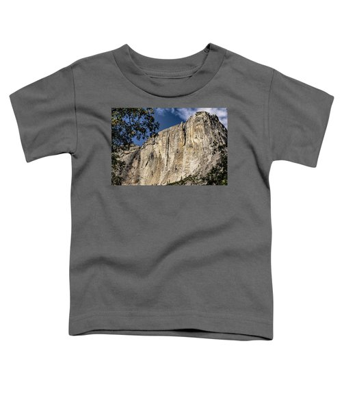 View From The Capitan Toddler T-Shirt