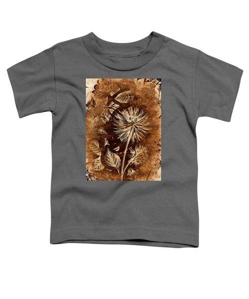 Vintage Blossom Toddler T-Shirt