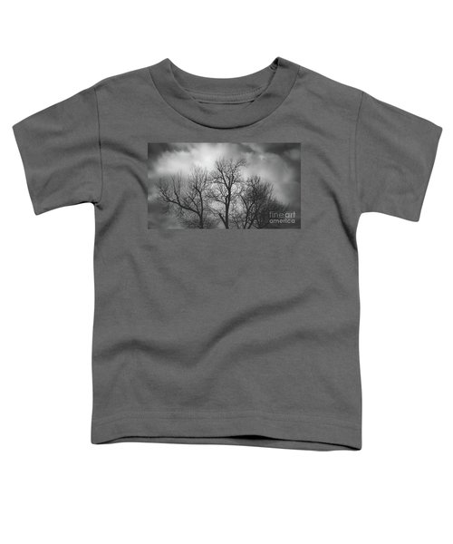 Waiting Bird Toddler T-Shirt
