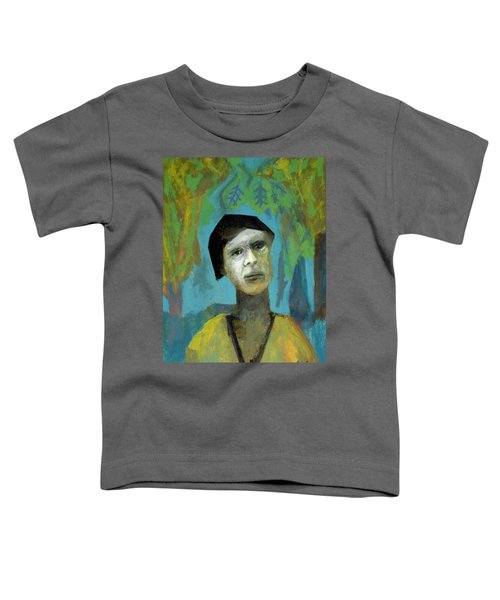 Walking In A Forest Toddler T-Shirt