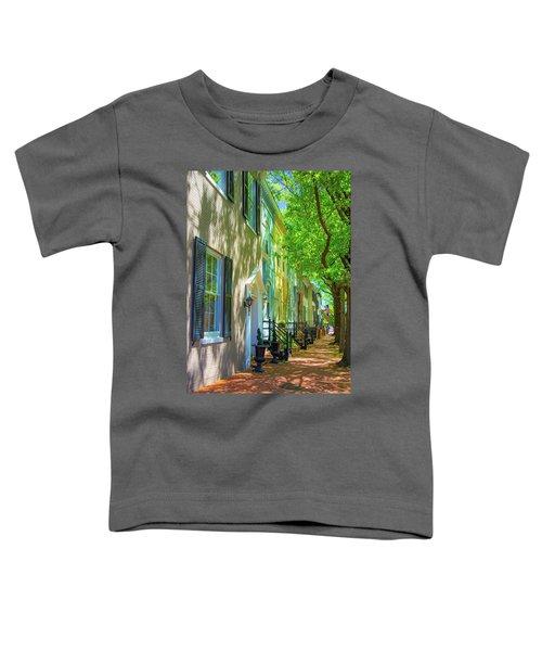 Walking On Duke Street Toddler T-Shirt