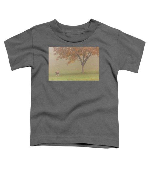 Walnut Farmer, Beynac, France Toddler T-Shirt