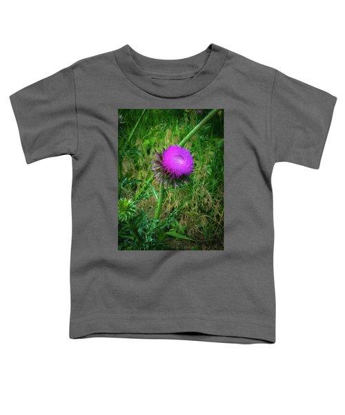 Wanna Be In Scotland Toddler T-Shirt