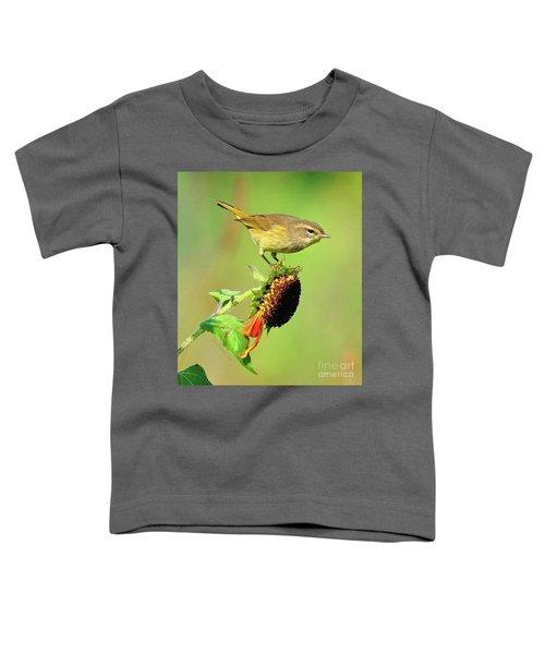 Warbler Toddler T-Shirt