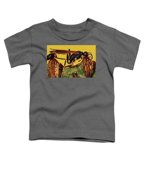 Wasp Just Had Enough Toddler T-Shirt