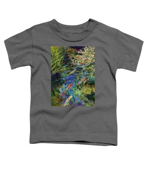 Water Garden Toddler T-Shirt