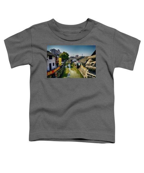Water Village Toddler T-Shirt