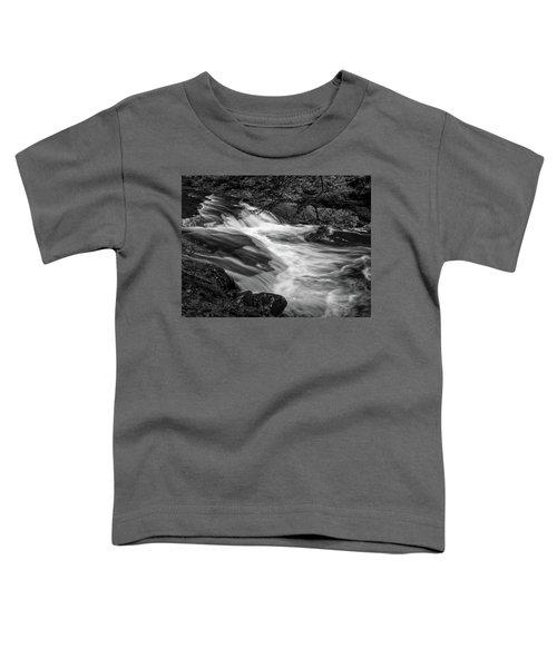 Waterfalls At Ricketts Glenn Toddler T-Shirt