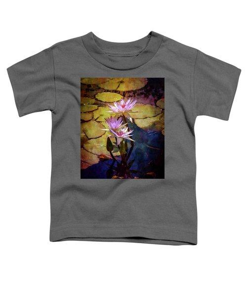 Waterlily Bouquet 2922 Idp_6 Toddler T-Shirt