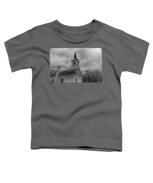Waterloo United Methodist Church - Detail Toddler T-Shirt