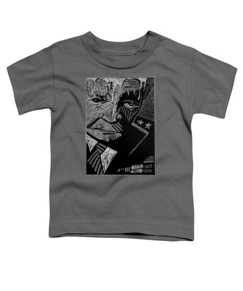 Weary Warrior. Toddler T-Shirt