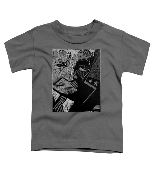Weary Warrior. Toddler T-Shirt