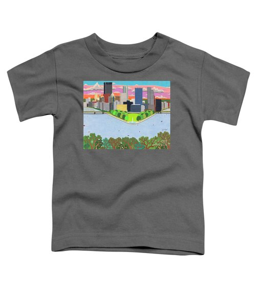 West End Overlook Toddler T-Shirt