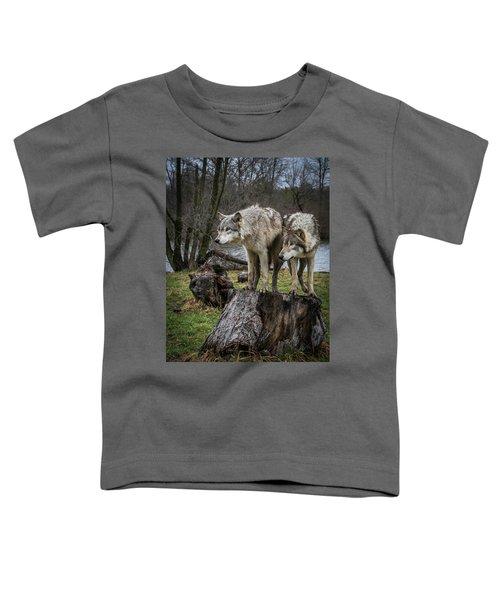 What Ya Think Toddler T-Shirt