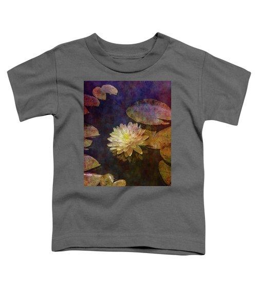 White Lotus Lily Pond 2938 Idp_2 Toddler T-Shirt