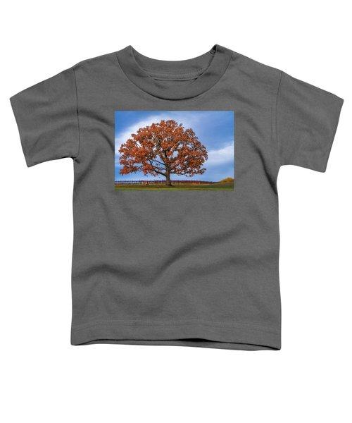 Wine Time Toddler T-Shirt