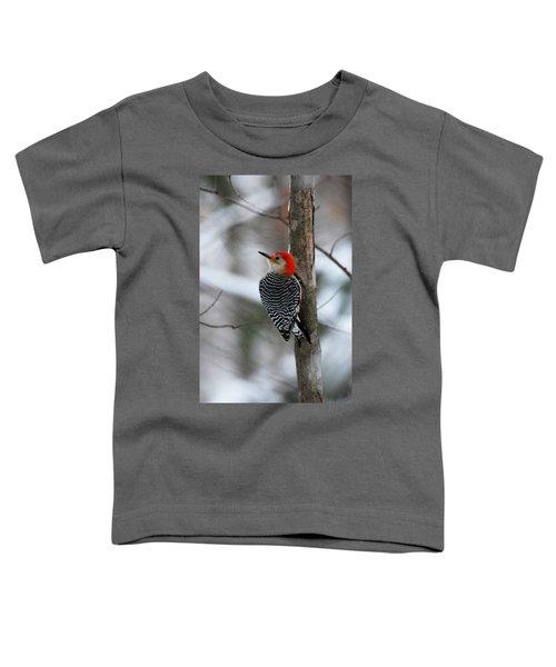 Winter Visitor Toddler T-Shirt
