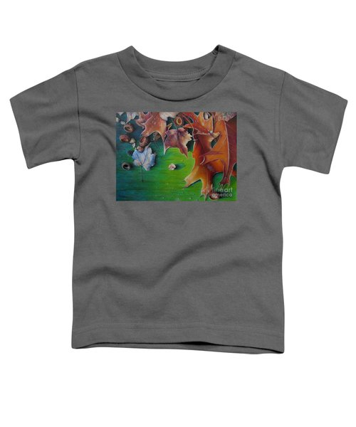 Winter's Prerequisite Toddler T-Shirt