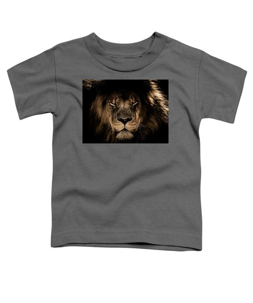 Wise Lion Toddler T-Shirt