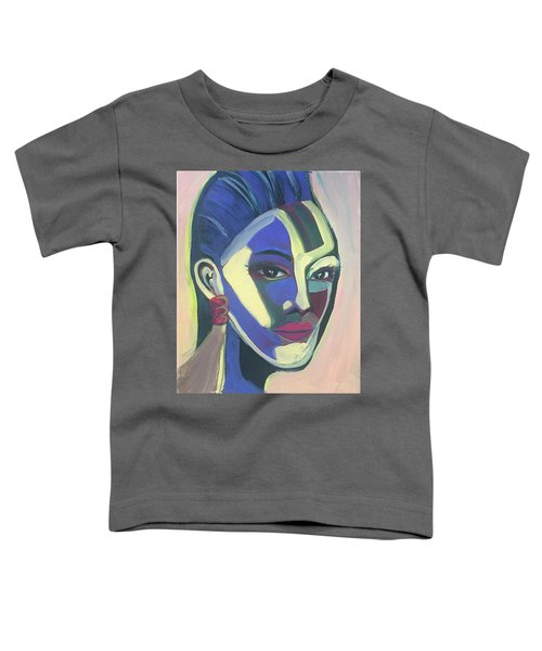 Woman Of Color Toddler T-Shirt