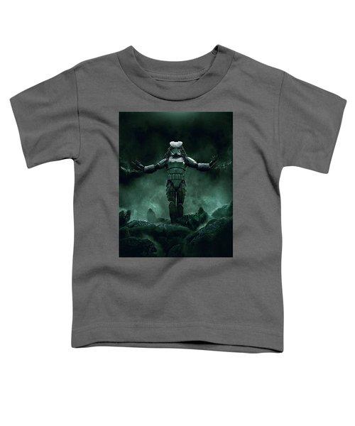 Yautjatrooper Toddler T-Shirt