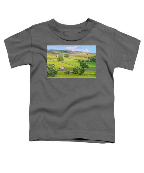 Yorkshire Dales Toddler T-Shirt