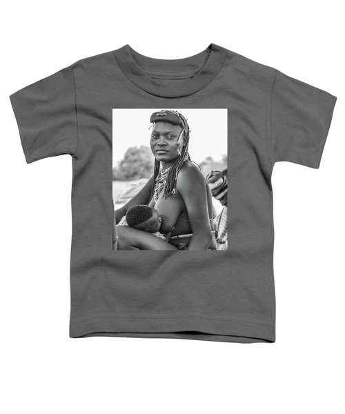 Zemba Mother And Child Toddler T-Shirt