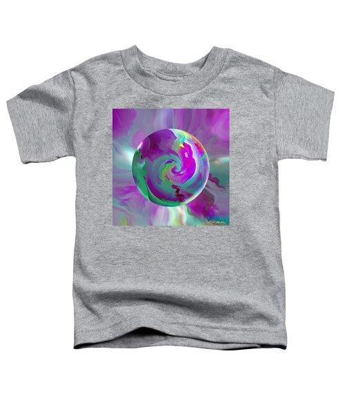 Perpetual Morning Glory Toddler T-Shirt
