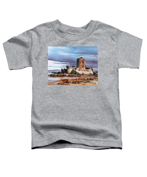 Doe Castle In Donegal Toddler T-Shirt