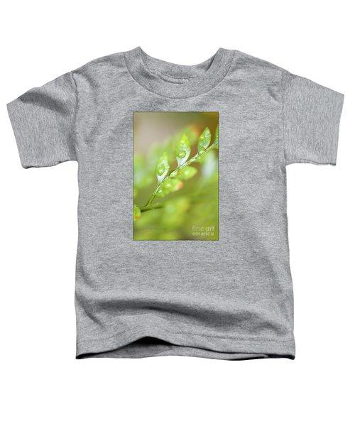 Fern Fronds Toddler T-Shirt