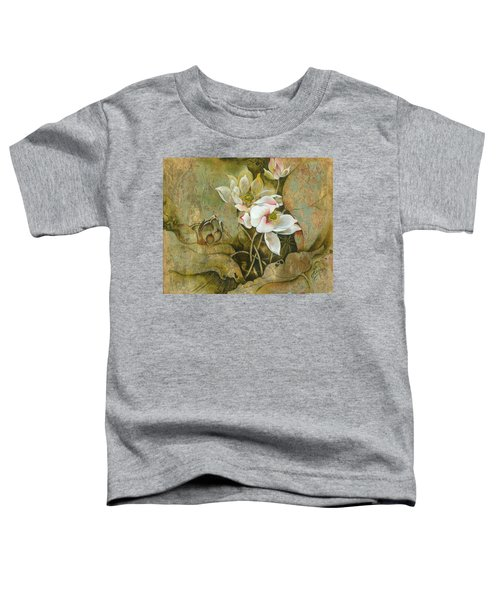In Hiding Toddler T-Shirt