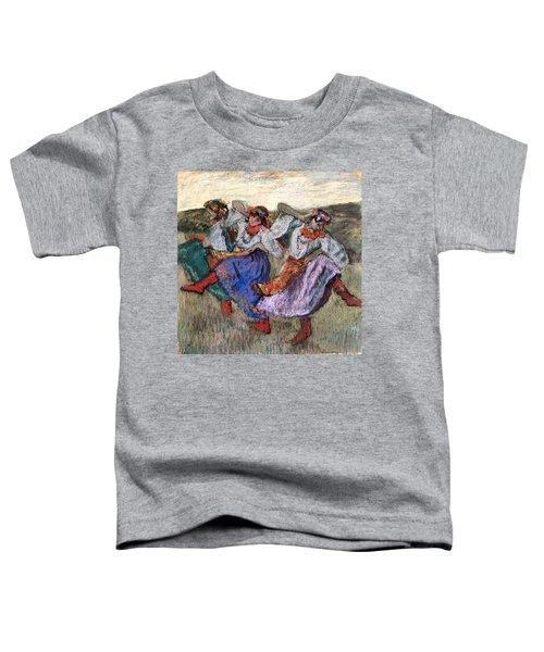 Russian Dancers Toddler T-Shirt